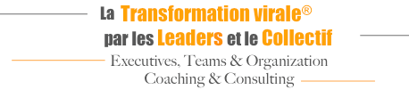 la Transformation virale ® Rethink & LEAD par les leaders et par le collectif