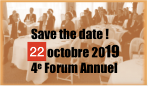 Save the date : forum 22 octobre : La transformation par le collectif concretement