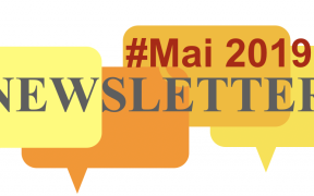Titre : Newsletter Mai 2019