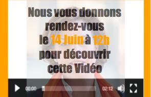 Marie-Christine Coisne-Roquette - Vidéo le 14 Juin
