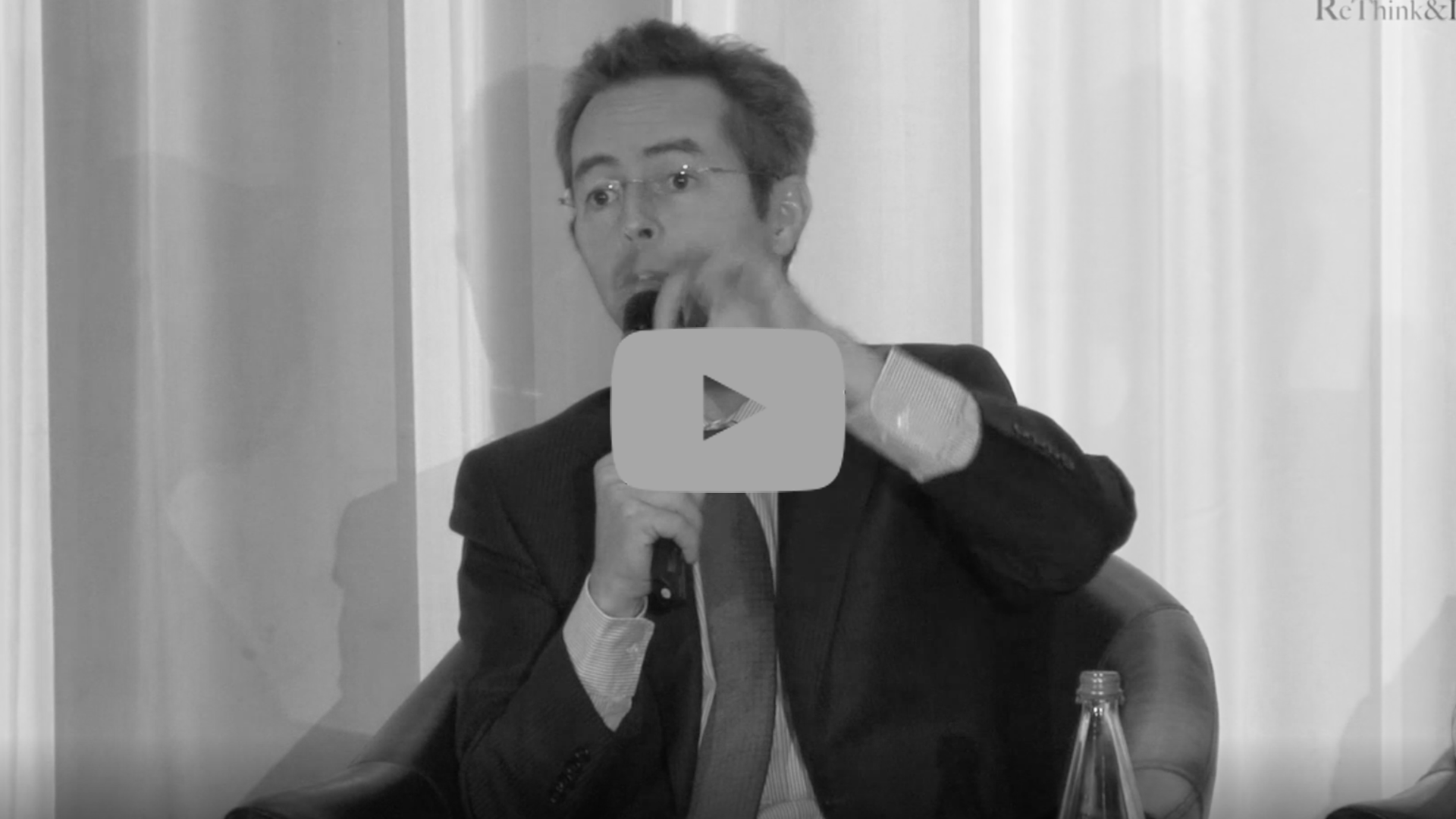 Forum ReThink & LEAD - Intervention de Pascal Casanova