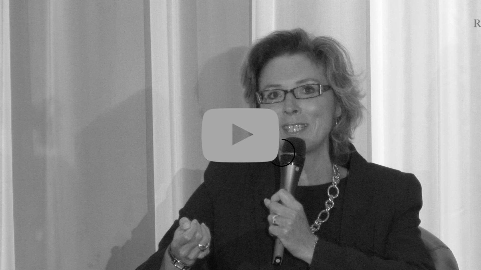 Forum ReThink & LEAD - Intervention de Marie Vézy