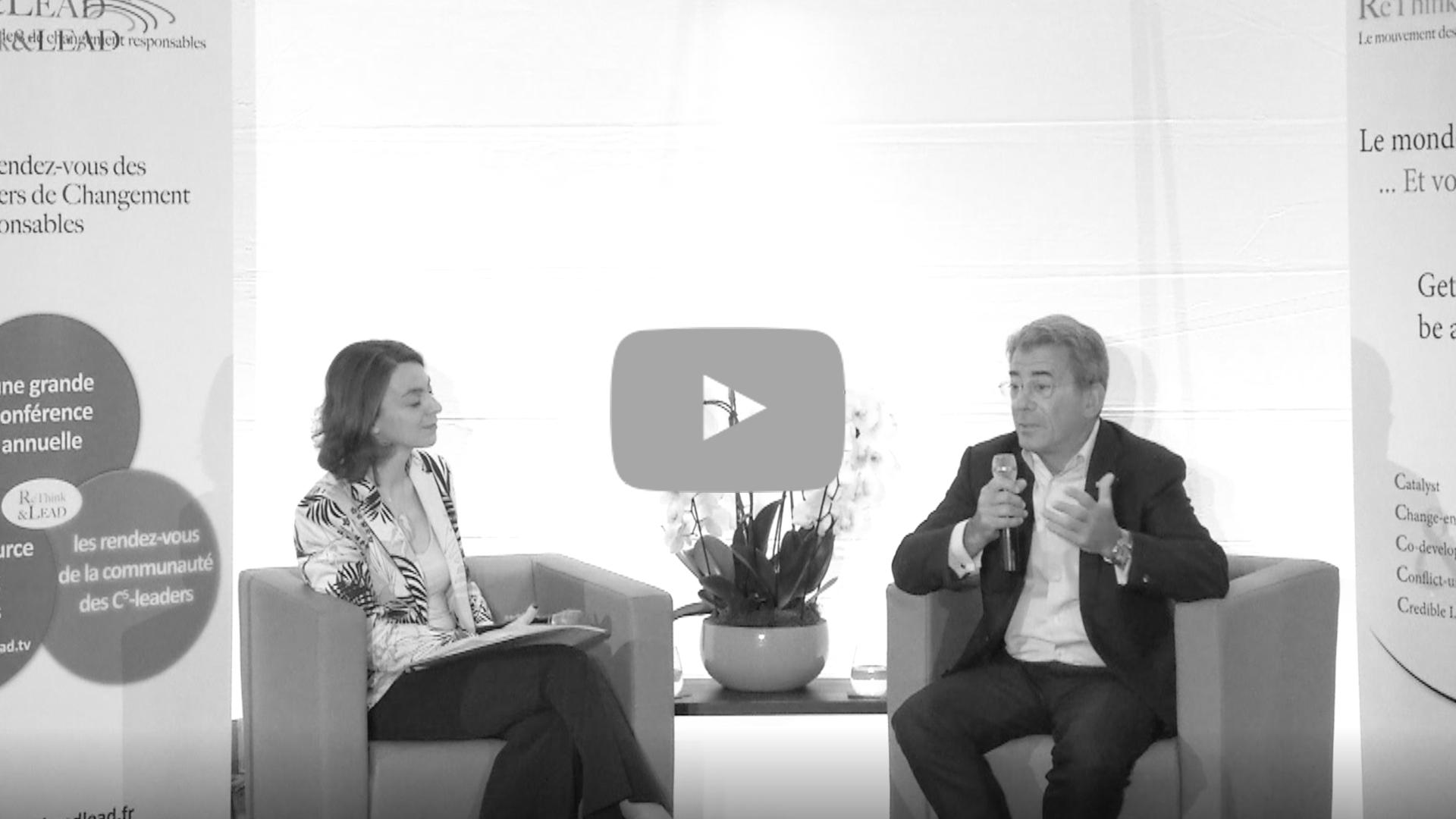Forum ReThink & LEAD - Intervention de Michel Landel