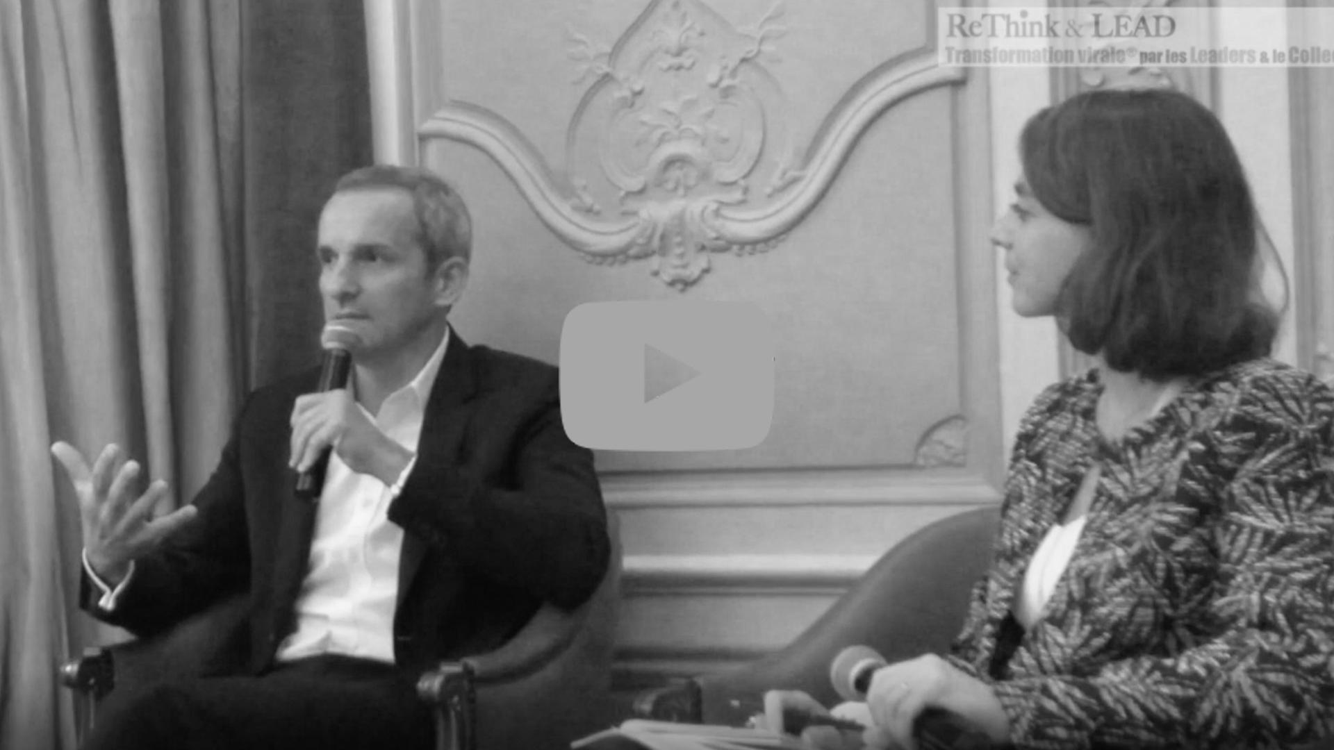 Forum ReThink & LEAD - Intervention de Pascal Demurger